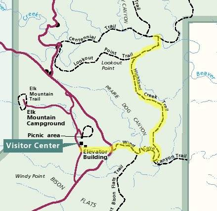 My Hike of The Centennial Trail in the Black Hills  Joes Diner