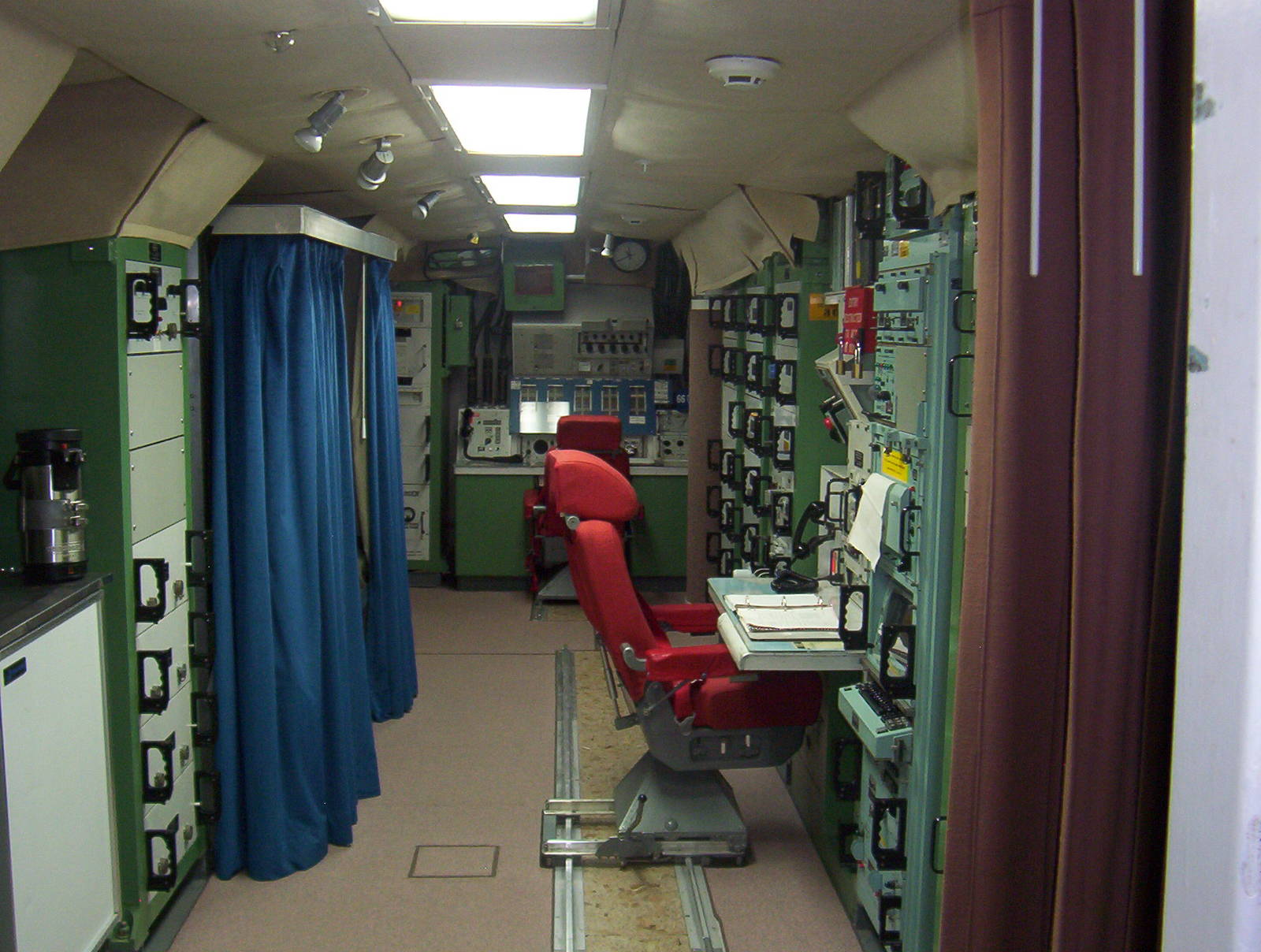 A Visit to Nuclear Missile Silos and Ellsworth Air Force ...