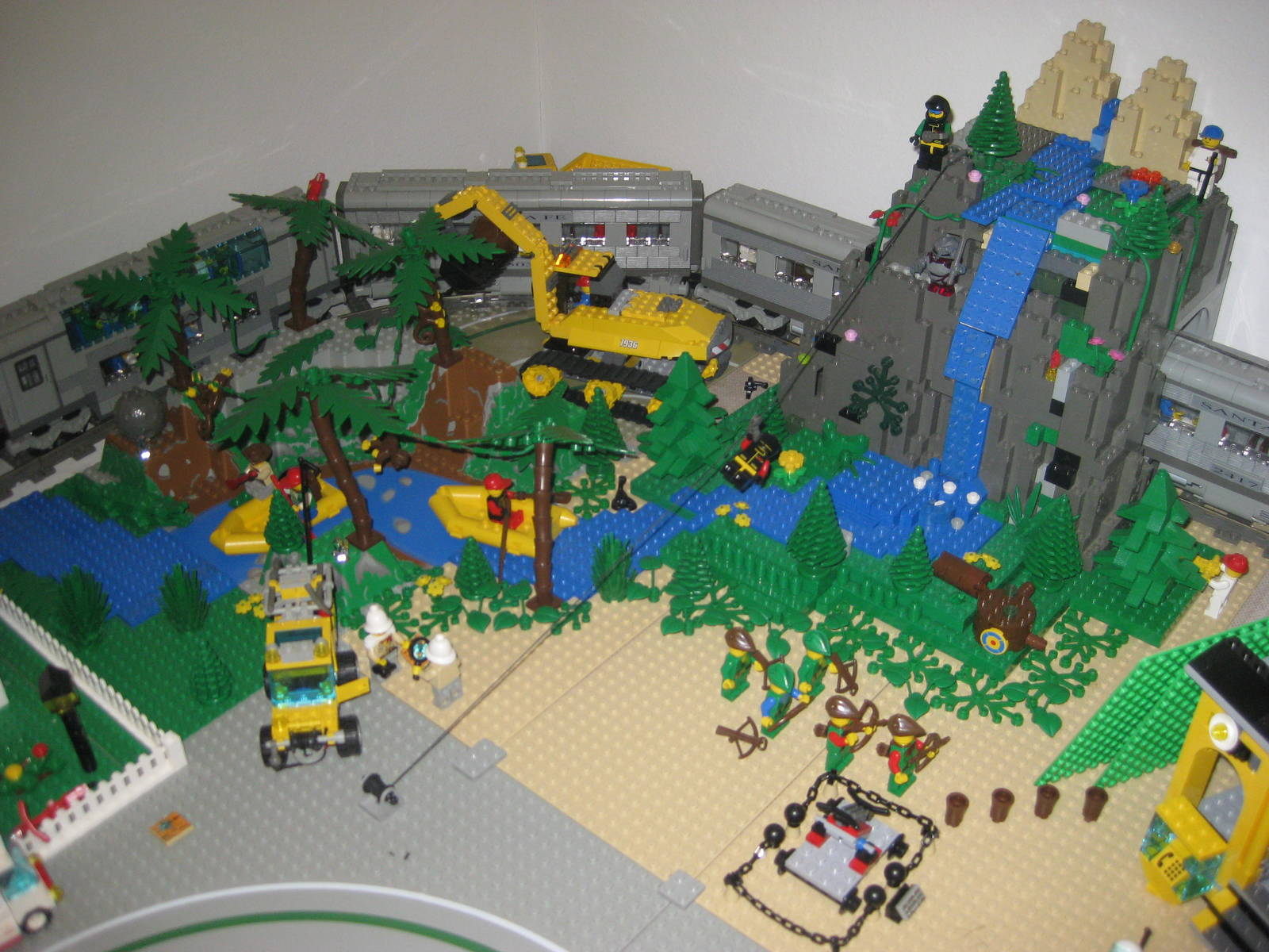 my lego city