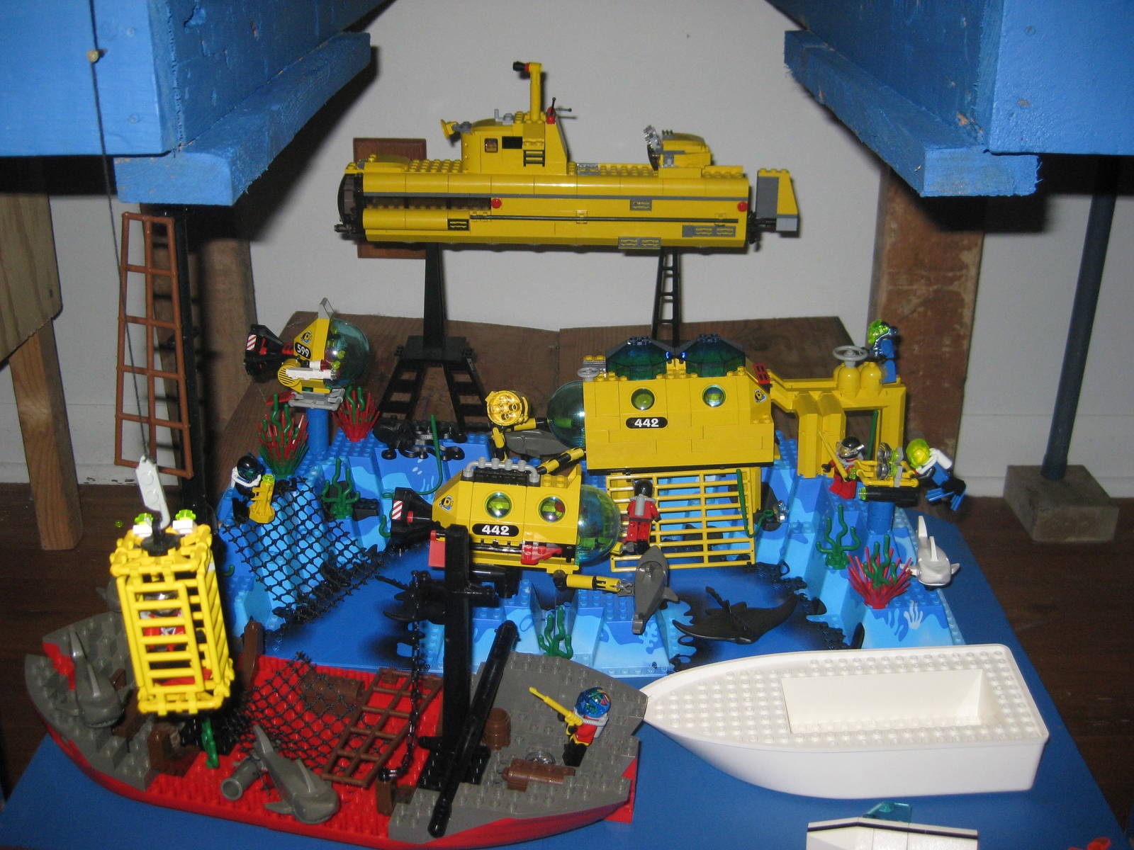 My Lego City Joes Diner